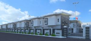 Terraced Duplex House for sale Orchid Road, Lekki phase 2, Lagos State Lekki Phase 2 Lekki Lagos