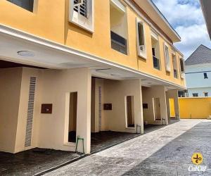 4 bedroom Terraced Duplex House for sale Chevron,Lekki chevron Lekki Lagos