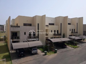 4 bedroom Terraced Duplex House for sale  Off Shehu Shagari Way, Maitama District. Maitama Abuja