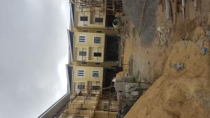 4 bedroom Terraced Duplex House for rent Coker Road Ilupeju Lagos