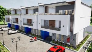 4 bedroom Terraced Duplex House for sale Kaura District by Games Village Opposite Sun City Estate.  Kaura (Games Village) Abuja