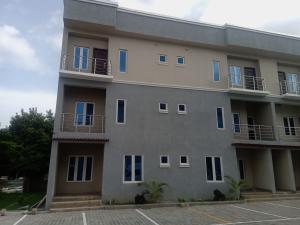 4 bedroom Terraced Duplex for sale Diplomatic Zone, Tarred Road Katampe Ext Abuja
