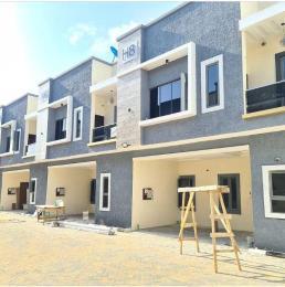 4 bedroom Terraced Duplex House for sale - chevron Lekki Lagos