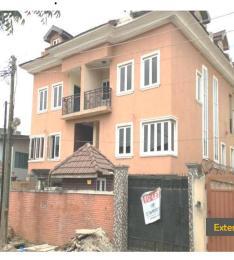 4 bedroom Terraced Duplex House for rent Ilupeju Lagos