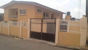 Blocks of Flats House for sale 4bedroom up, 4bedrrom down and room and parlor self contain B/Q. Ring road/ANFANI, Ibadann Challenge Ibadan Oyo