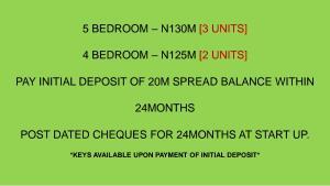 4 bedroom Studio Apartment Flat / Apartment for sale Beside foodco jericho Jericho Ibadan Oyo