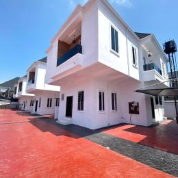 4 bedroom Detached Duplex for sale By Second Toll Gate chevron Lekki Lagos