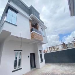 4 bedroom Detached Duplex for sale Orchid Road, By Lekki Second Toll Gate chevron Lekki Lagos