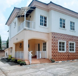 4 bedroom Detached Duplex House for rent By Aso Radio Katampe Main Abuja
