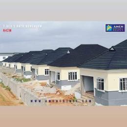 3 bedroom Detached Bungalow House for sale Amen Estate Phase 2 Is at Eleko Beach Road Ibeju-Lekki Lagos Nigeria  Eleko Ibeju-Lekki Lagos