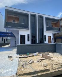 4 bedroom Detached Duplex for sale By Lekki Second Toll Gate chevron Lekki Lagos
