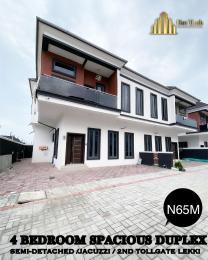 4 bedroom Semi Detached Duplex for sale Orchid Road By Second Toll Gate Lekki chevron Lekki Lagos