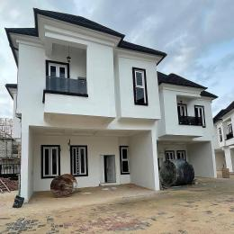 4 bedroom Semi Detached Duplex for sale Second Toll Gate Lekki chevron Lekki Lagos