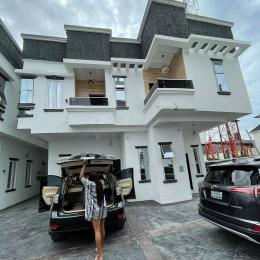 4 bedroom Semi Detached Duplex for sale Lekki Second Toll Gate chevron Lekki Lagos