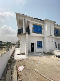 4 bedroom Semi Detached Duplex House for sale Before Abraham Adesanya Roundabout  Thomas estate Ajah Lagos