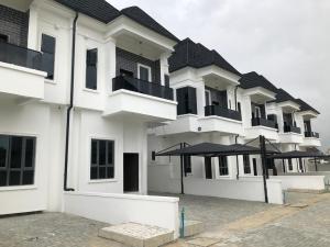 4 bedroom Semi Detached Duplex House for rent In An Estate Osapa london Lekki Lagos