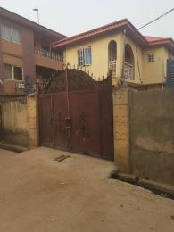 4 bedroom Semi Detached Duplex House for sale Off college rd Ifako-ogba Ogba Lagos