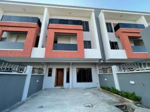 4 bedroom Terraced Duplex House for sale Behind Enyo Filling Station, Chisco Bustop  Ikate Lekki Lagos