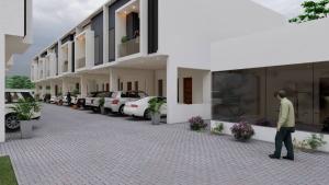 4 bedroom Terraced Duplex House for sale Orchid Road  Lekki Phase 2 Lekki Lagos