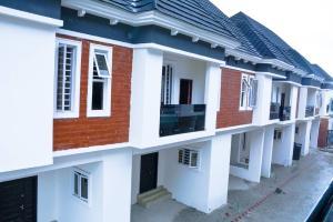 4 bedroom Terraced Duplex House for sale Agungi off Domino's pizza road Ajiran Ajah Lagos