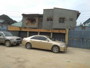 Blocks of Flats House for sale Gemade estate-gowon estate Egbeda Alimosho Lagos