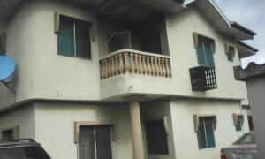 3 bedroom Blocks of Flats House for sale Idimu Ejigbo Estate.Lagos Mainland Ejigbo Ejigbo Lagos