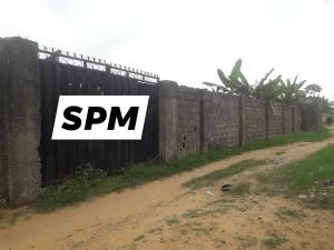Land for sale Directly opposite the Uniport Main Gate,Choba,PortHarcourt Choba Port Harcourt Rivers