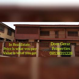 3 bedroom Blocks of Flats House for sale Idi Aba Abeokuta Ogun