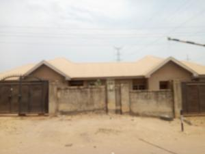 2 bedroom Semi Detached Bungalow House for rent Along Timber shed market road Lugbe Abuja