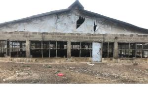 Factory Commercial Property for sale  badeku area alakia ibadan Airport Egbeda Oyo