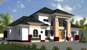 5 bedroom Detached Bungalow House for rent 45 Admiral Close Canaan Estate Ajah Lagos