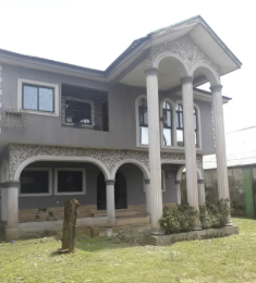 5 bedroom Detached Duplex House for sale Oruwhorun, Udu Delta