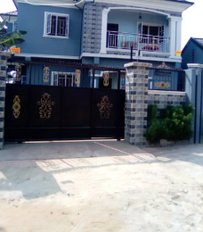 5 bedroom Detached Duplex House for sale Along Abak Rd after UUTH Uyo Akwa Ibom