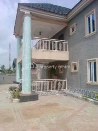 Detached Duplex House for sale Enilolobo Via Toyin Just Ishaga Lagos, Agbado,  Ifako Agege Lagos