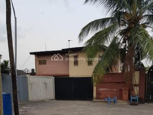 5 bedroom Detached Duplex House for sale Ilupeju Estate, Ilupeju Lagos