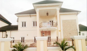 5 bedroom Detached Duplex House for sale NAF, Harmony estate Obia-Akpor Port Harcourt Rivers
