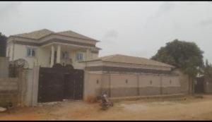 5 bedroom Detached Duplex House for sale Ota housing estate Ota GRA Ado Odo/Ota Ogun