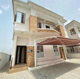 5 bedroom Detached Duplex House for sale 2nd tollgate  Lekki Phase 2 Lekki Lagos