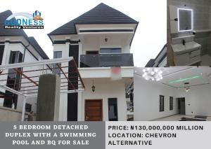 5 bedroom Detached Duplex House for sale Chevron Alternative chevron Lekki Lagos