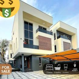 5 bedroom Detached Duplex for sale Lekki Phase 1 Lekki Phase 1 Lekki Lagos
