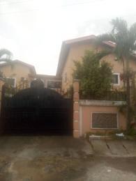 Detached Duplex House for sale Adekoya Estate Off College Road,idiagbon Bus Stop Ifako-ogba Ogba Lagos