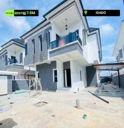 5 bedroom Detached Duplex House for rent - Idado Lekki Lagos