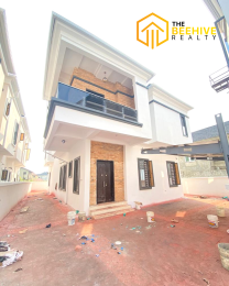 5 bedroom Detached Duplex House for sale 2nd Toll gate, Orchid road chevron Lekki Lagos
