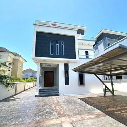 5 bedroom Detached Duplex House for sale pinnok beach estate  Osapa london Lekki Lagos