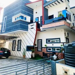 5 bedroom Detached Duplex for sale Orchid Road In An Estate chevron Lekki Lagos