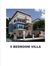 5 bedroom Detached Duplex House for sale Katampe Estate Katampe Main Abuja