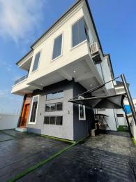 5 bedroom Detached Duplex House for shortlet Osapa london Lekki Lagos