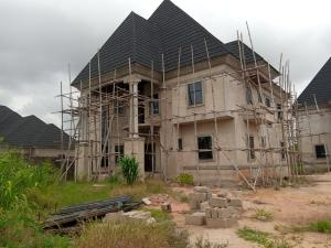 5 bedroom Detached Duplex House for sale Ibuzo road just by CIMA church, close to the tarred road. Asaba Delta