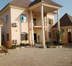 5 bedroom Detached Duplex for sale Narayi High Cost Kaduna North Kaduna