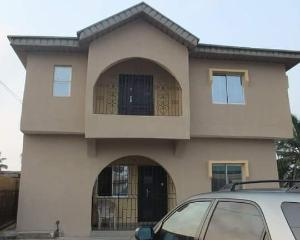 5 bedroom Detached Duplex House for sale 2 Bassey Street, by Iyana School bus stop, Iba. Iba Ojo Lagos